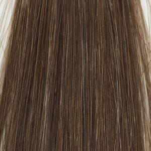ブローネ クリームヘアカラー 白髪100染め後