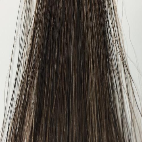 シエロ ヘアカラートリートメント 白髪50 染め一回目2