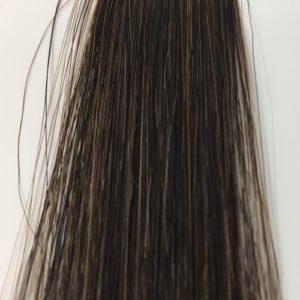 髪萌 カラーアップ 白髪50 染め一回目