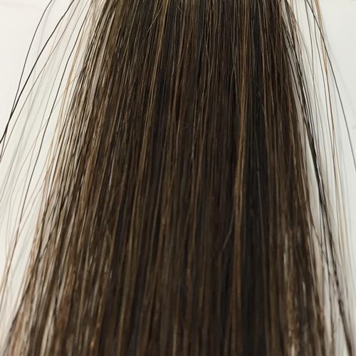 髪萌 カラートリートメント 白髪50 染め5回目