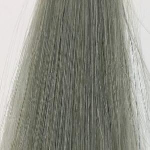 サロンドプロ 白髪染めシャンプー 15回使用後の染まり