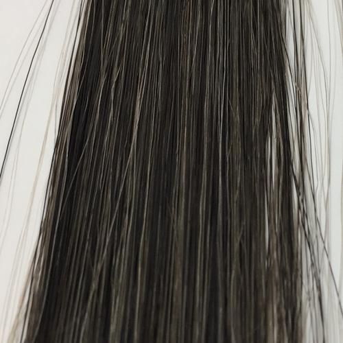 グローリンワンクロス 白髪50 染め15回後